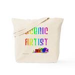 Scenic Artist Tote Bag