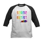 Scenic Artist Kids Baseball Jersey