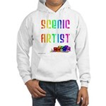 Scenic Artist Hooded Sweatshirt