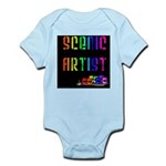 Scenic Artist Infant Bodysuit