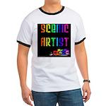 Scenic Artist Ringer T
