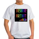 Scenic Artist Light T-Shirt