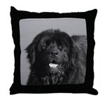 Dog Art Shop for dog lovers Throw Pillow