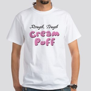 Cream Puff Women's Pink T-Shirt