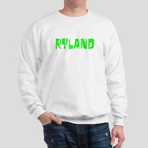 Ryland Faded (Green) Sweatshirt