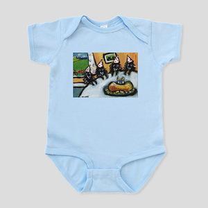 SCHIPPERKE b-day Infant Creeper
