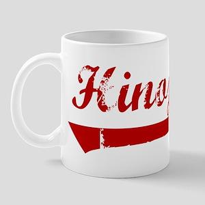 Hinojosa (red vintage) Mug