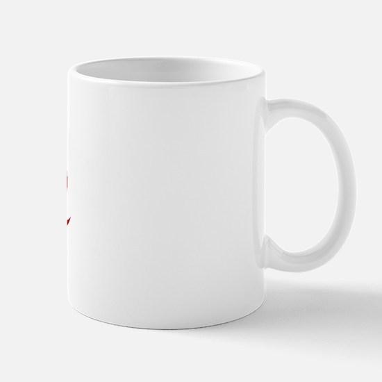 Hines (red vintage) Mug