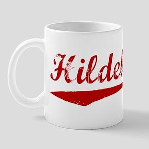 Hildebrandt (red vintage) Mug