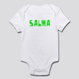 Salma Faded (Green) Infant Bodysuit
