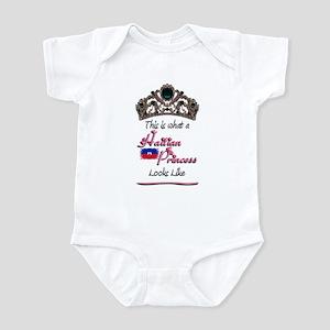 Haitian Princess - Infant Bodysuit