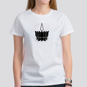 Lotus with Atman(soul) Women's T-Shirt