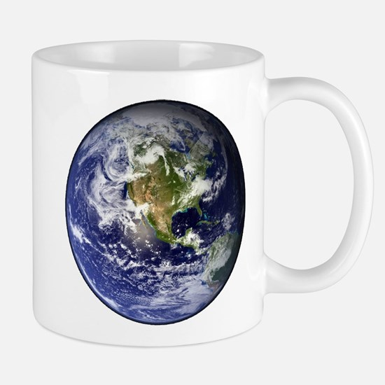 High Resolution EARTH From Space Mugs