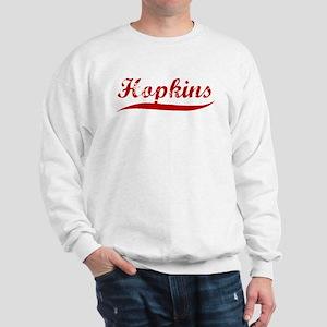Hopkins (red vintage) Sweatshirt
