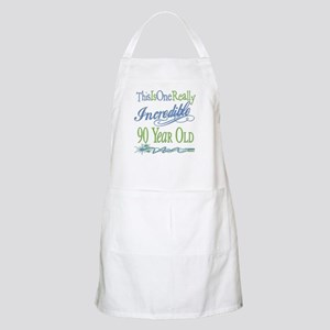 Incredible 90th BBQ Apron