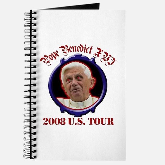 Pope Benedict XVI 2008 U.S. Tour Journal