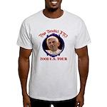 Pope Benedict XVI 2008 U.S. Tour Light T-Shirt