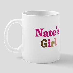 Nate's Girl Mug