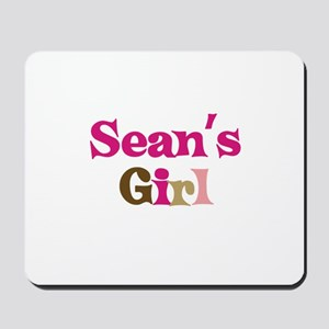 Sean's Girl Mousepad