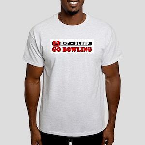Go Bowling Light T-Shirt