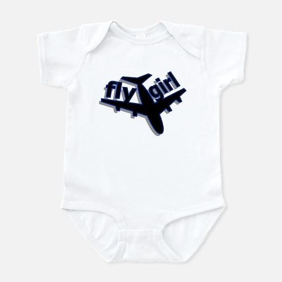 Fly Girl Infant Bodysuit