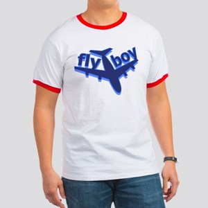 Fly Boy Ringer T
