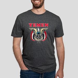 Yemen Coat Of Arms Designs T-Shirt