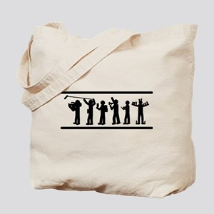 Production Line Tote Bag