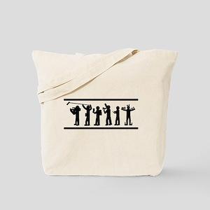 Production Line Tote Bag