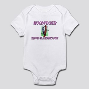 Woodpecker Trapped In A Woman's Body Infant Bodysu