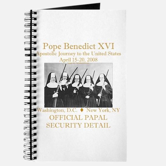 Papal Security Journal