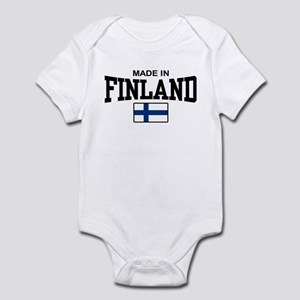 Made In Finland Infant Bodysuit