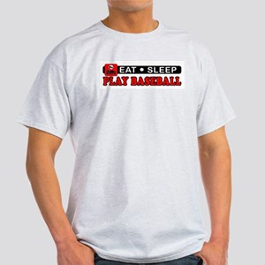 Play Baseball Light T-Shirt