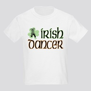 Irish Dance Kids Light T-Shirt