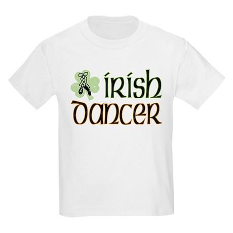 Irish Dance Kids Light T-Shirt