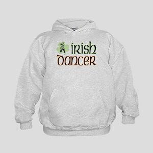 Irish Dance Kids Hoodie