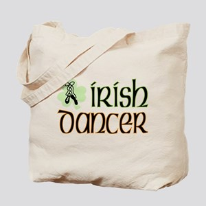 Irish Dance Tote Bag