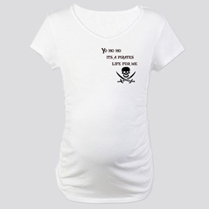 Yo Ho Ho Maternity T-Shirt