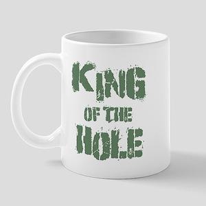 King Of The Hole Mug