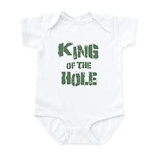 King Of The Hole Infant Bodysuit