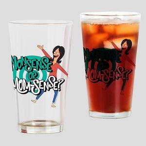 Bob's Burgers Mom Sense Drinking Glass