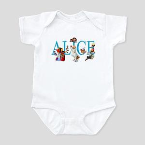 Alice In Wonderland Baby Clothes Accessories Cafepress