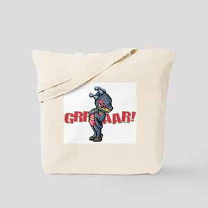 GRRRAAR! Tote Bag