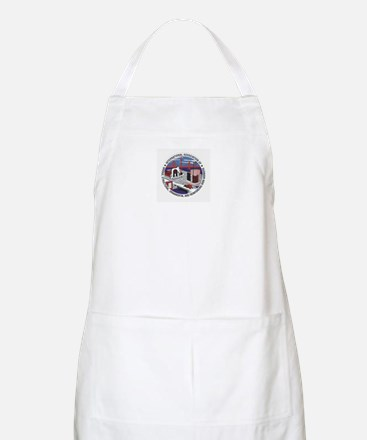 Ironworker Patch BBQ Apron
