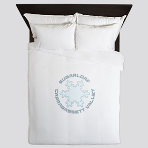 Sugarloaf - Carrabassett Valley - Ma Queen Duvet