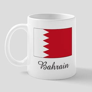 Bahrain Flag Mug