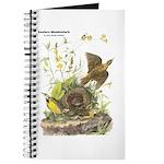 Audubon Eastern Meadowlark Birds Journal