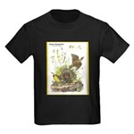Audubon Eastern Meadowlark Birds (Front) Kids Dark