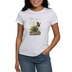 Audubon Eastern Meadowlark Birds Women's T-Shirt