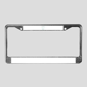 Whaleback - Enfield - New Ha License Plate Frame